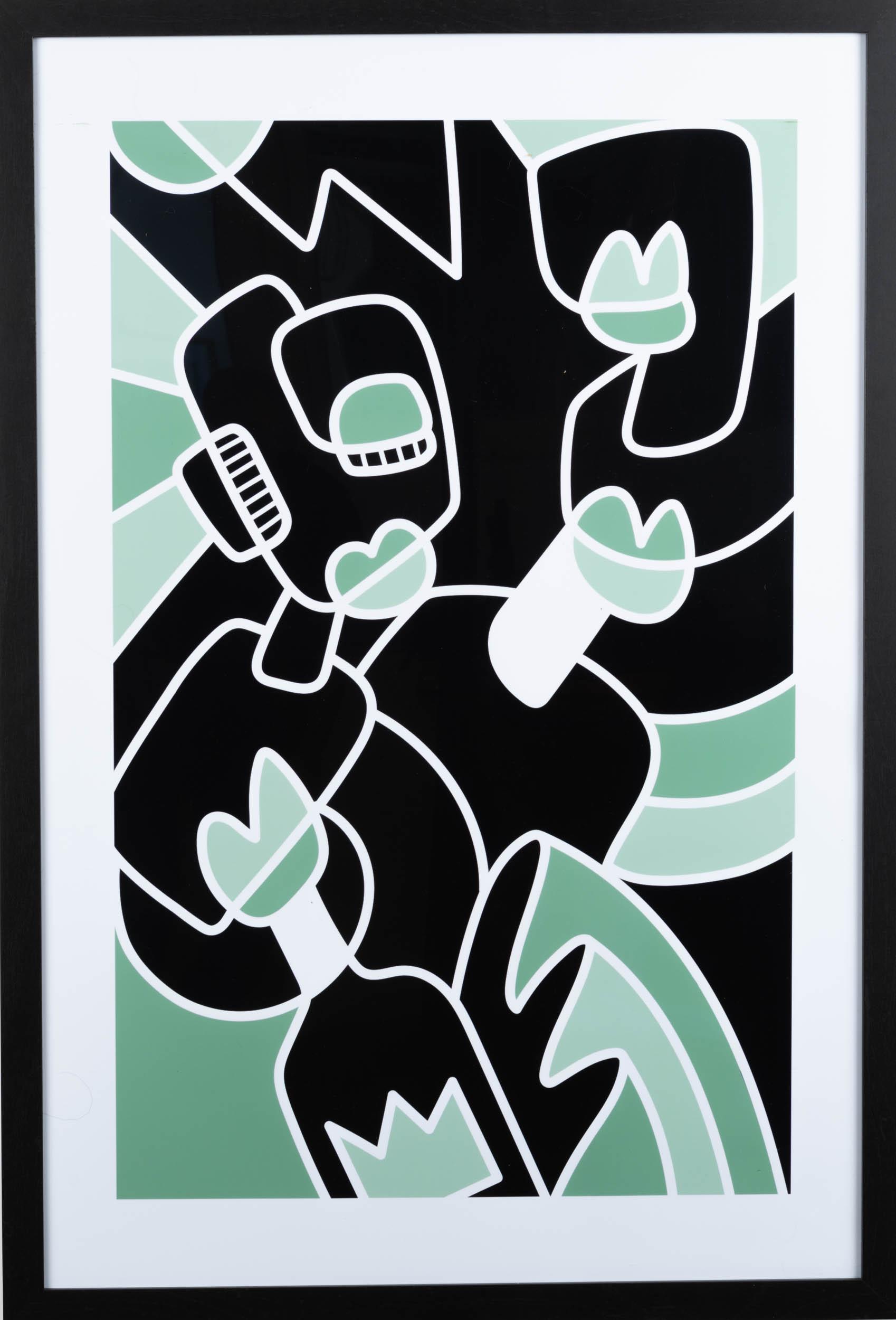 Artwork Jesse van der Horst, Safier
